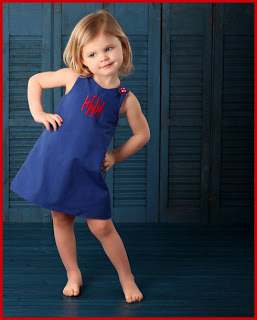 Monogrammed Reversible Dresses Now in our Store