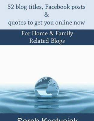 Kick Starter Kit for Home & Family ebook and GIVEAWAY
