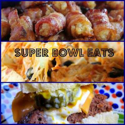 2014 Super Bowl Eats