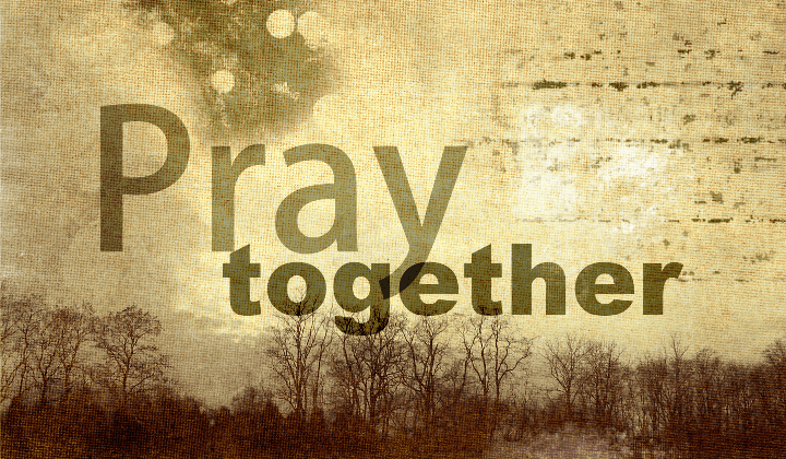 14 Days of Love: Pray Together