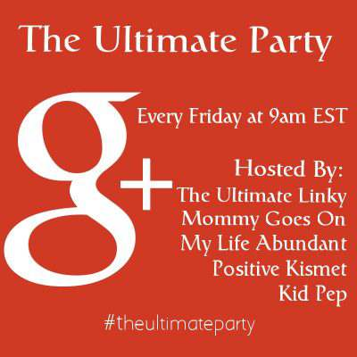 The Ultimate Party: Week 8