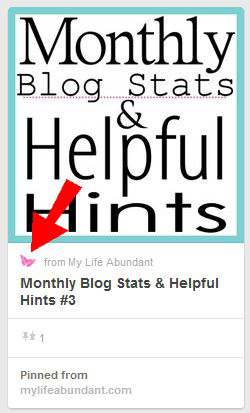 Monthly Blog Stats & Helpful Hints #4