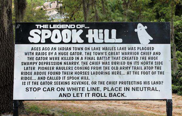 Date Day: Spook Hill