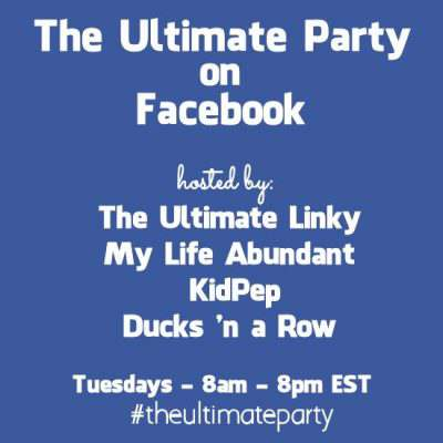 The Ultimate Party on Facebook for Week 8