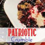 Patriotic Crumble