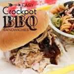 Easy Crockpot BBQ Sandwiches