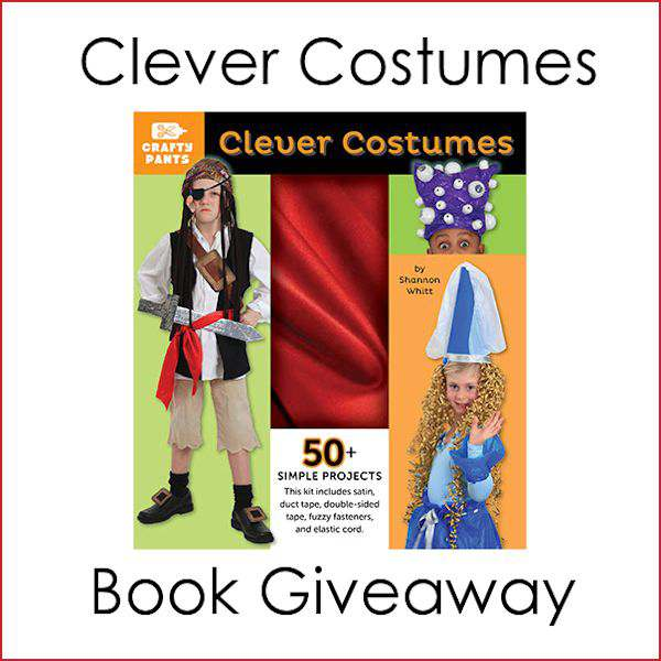 Clever Costumes and Giveaway