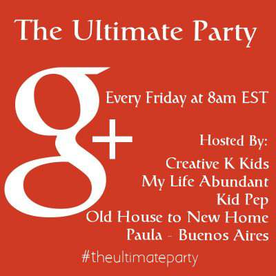 The Ultimate Party for Week 36 + $250 Giveaway