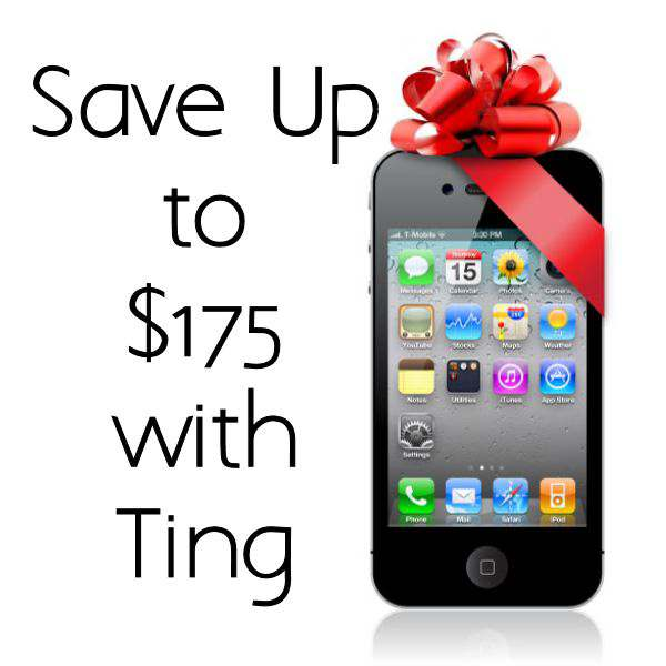 Give the Gift of Ting and Save $175