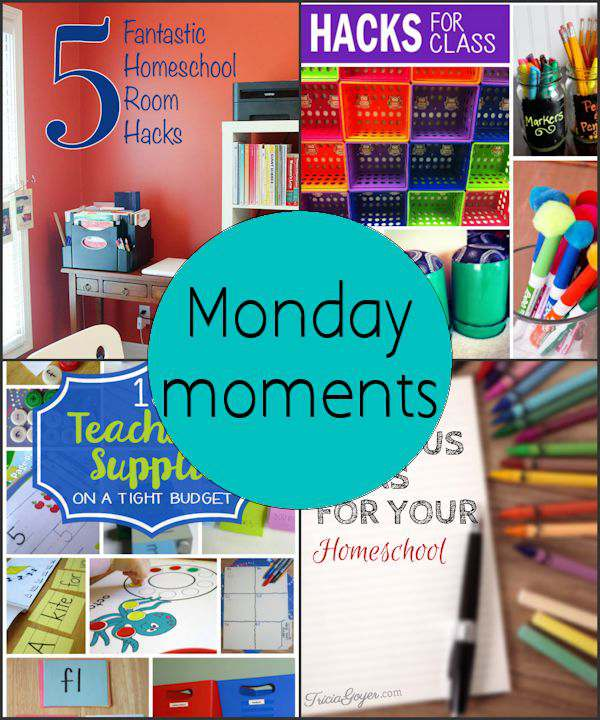 Monday Moments with Homeschool Hacks