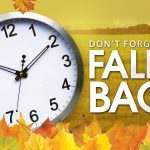 Don't Forget to Fall Back Tonight