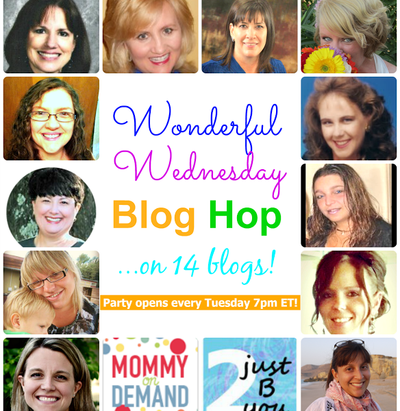 Wonderful Wednesday Blog Hop #50