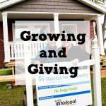 Growing and Giving