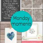 Monday Moments with Love Printables