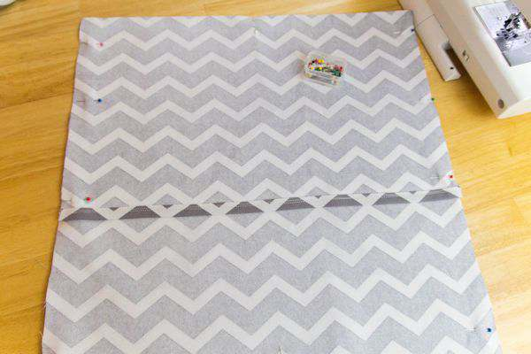 Easy Sew Envelope Pillow