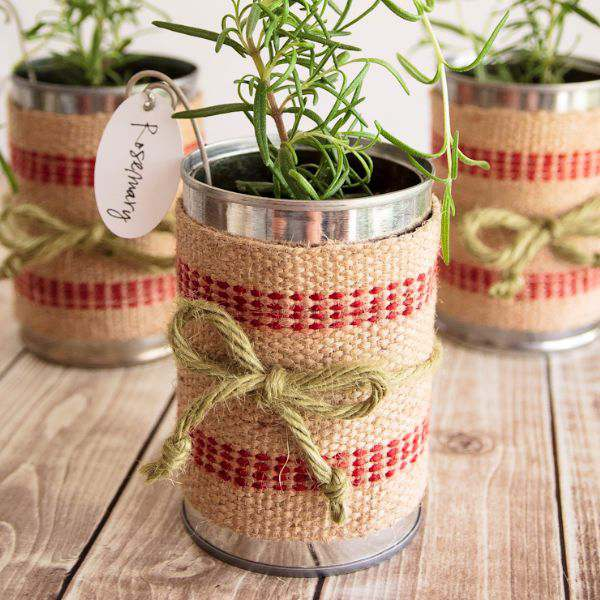 Frugal Garden Crafts