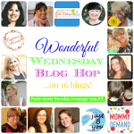 Wonderful Wednesday Blog Hop #72