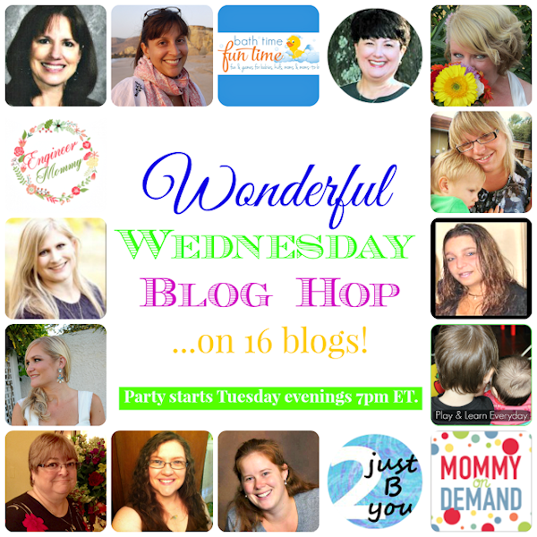 Wonderful Wednesday Blog Hop #73