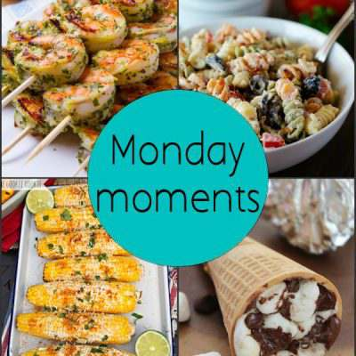 Monday Moments with Great BBQ Dishes