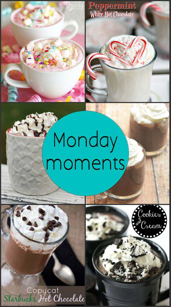 Monday Morning with Hot Chocolate Recipes