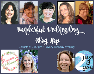 Wonderful Wednesday Blog Hop #107