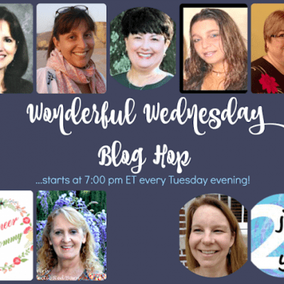 Wonderful Wednesday Blog Hop #111
