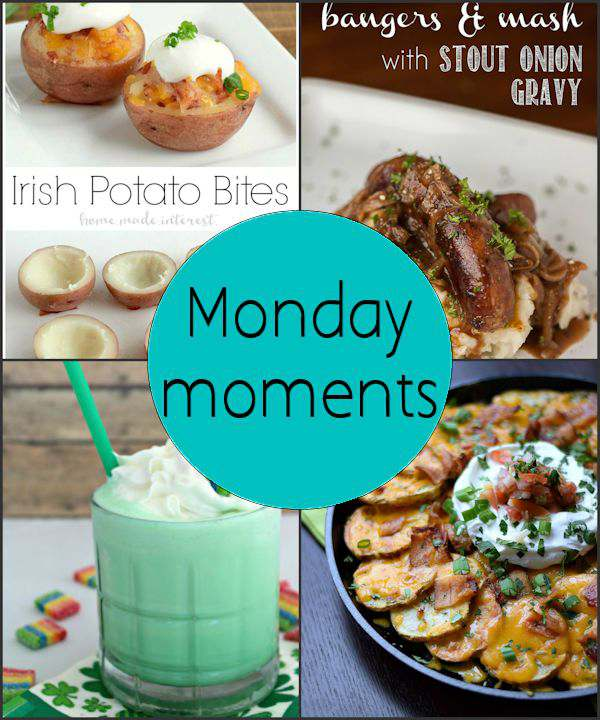 Monday Moments with St. Patrick's Food