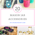 Mason Jar Accessories for Mason Jar Lovers