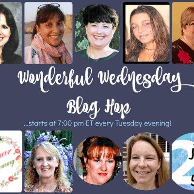 Wonderful Wednesday Blog Hop #120