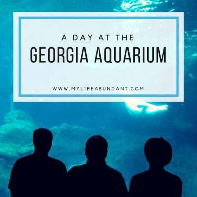 A Day at the Georgia Aquarium