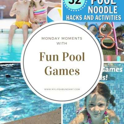Monday Moments with Fun Pool Games