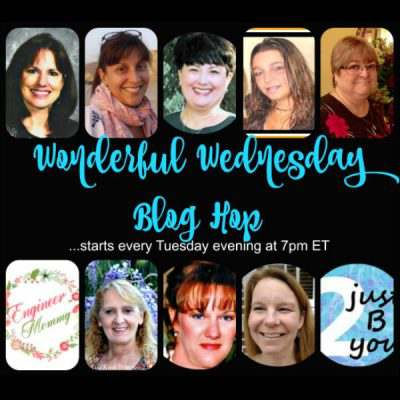 Wonderful Wednesday Blog Hop #140