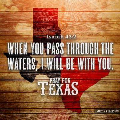 Help Those in Need in Texas After Hurricane Harvey