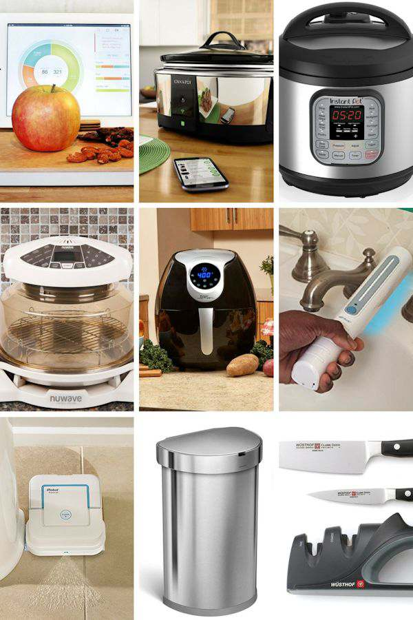 Looking for an idea for someone who loves to cook or for a shower gift? Here are 30+ different kitchen gadget ideas to choose from.