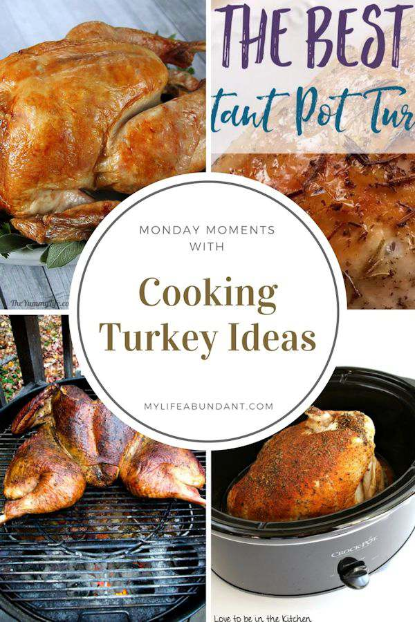 Need ideas for cooking your next turkey this Thanksgiving. Here are 4 different ways that will surely please everyone