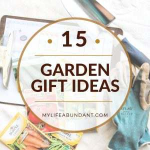 Looking for gift ideas for the gardener on your list? Here are 15 items any gardener would love to have