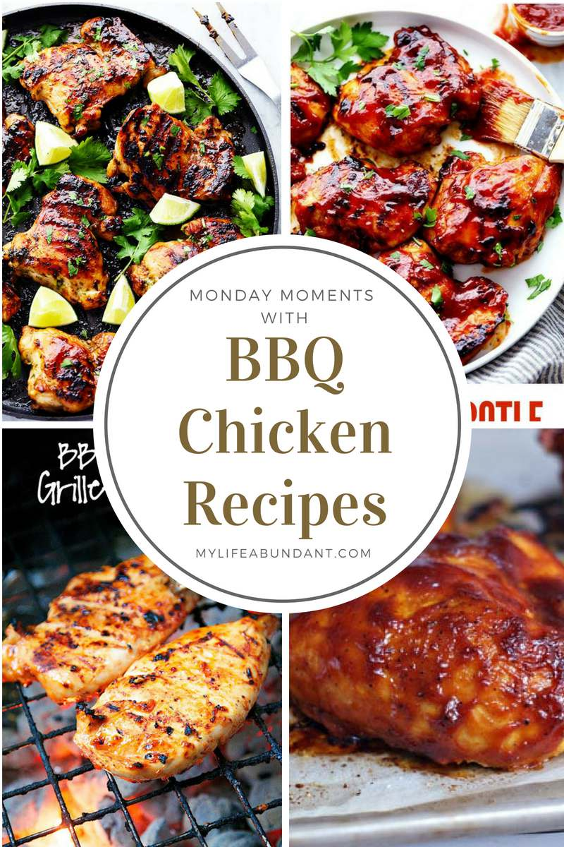 Need some BBQ chicken recipe inspiration? Here are 4 recipes that will make your next BBQ chicken meal a success
