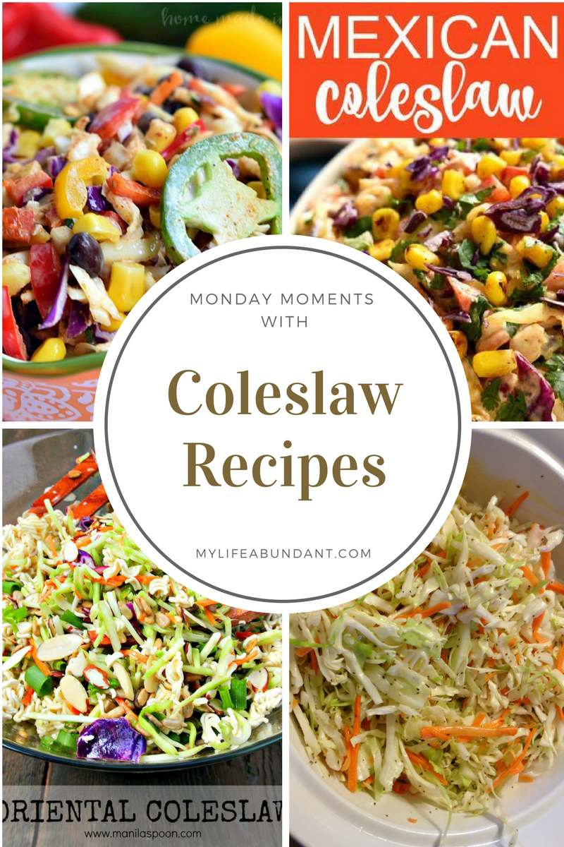 Looking for a cool side dish for your next summer outing, swimming party, BBQ or to take camping? Check out these variations of the classic coleslaw recipe.