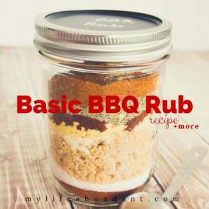 Basic Barbecue Rub