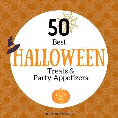 50 Best Halloween Treats & Party Appetizers
