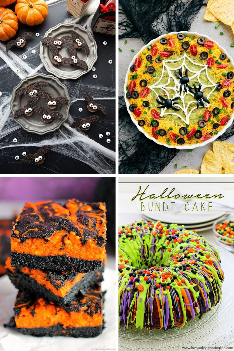 Planning a Halloween party and need some ideas for some spooky treats or appetizers? Here is a list of easy and fun appetizer ideas that will satisfy all your ghoulish party guests!