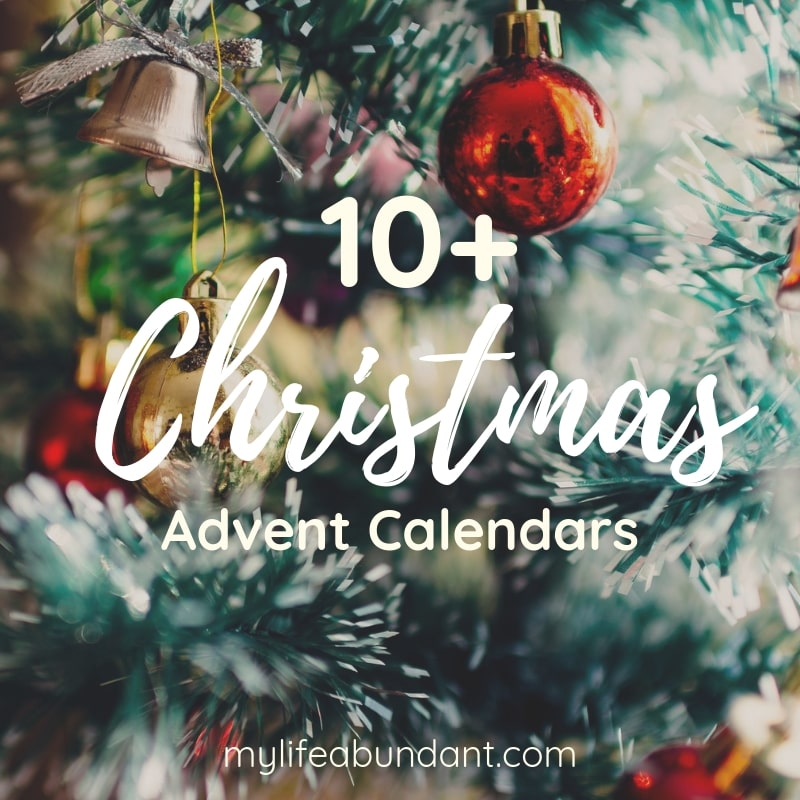 Over 10 Advent Calendars beautifully done to inspire you to make for your home.