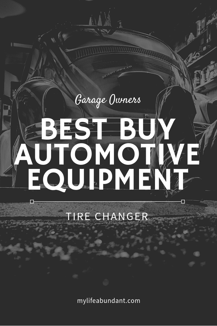 If you manage a garage or service station, owning a tire changer from Best Buy Automotive Equipment is a must.