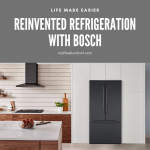 Premium brand appliances for long-lasting service, beautiful design and reliability is all about Bosch.