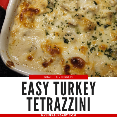 Make this easy dish with leftover Thanksgiving turkey for an easy and yummy casserole dinner.