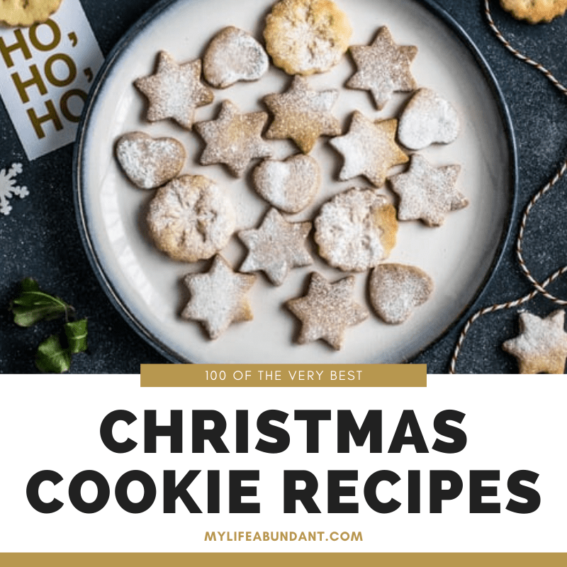 Needing a recipe for the holidays or cookie exchange? Here are over 100 of the very best Christmas cookie recipes.