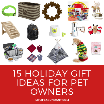 These festive gifts are perfect for your four-legged family members. From delicious treats to playful toys, I'm sharing some cute gift ideas for all the furry friends in your life.