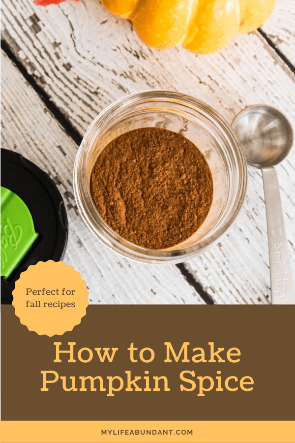 Homemade pumpkin pie spice is so easy to make, inexpensive, and tastes delicious in all your favorite fall baking.