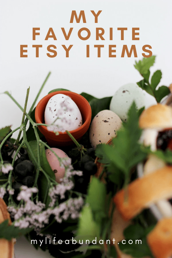 Now there is an easier way to find your favorites on Etsy with their Favorites lists.